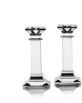 Mikasa Set of 2 Classic Taper Candle Holders