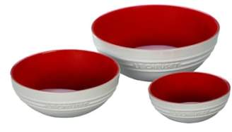 Le Creuset Stoneware Mixing Bowls