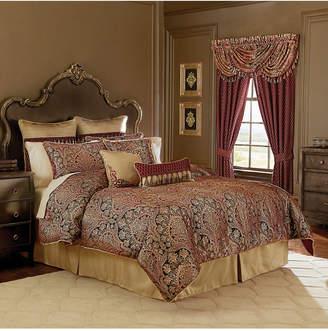 Croscill Roena 4 Piece King Comforter Set Bedding