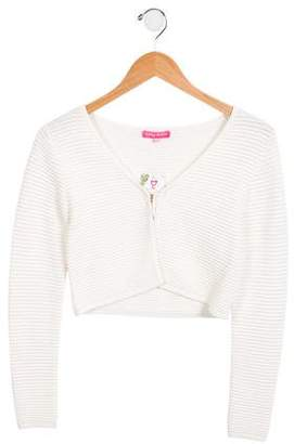 Derhy Kids Girls' Knit Cardigan