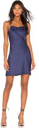 Chaser Deep Scoop Back Midi Slip Dress