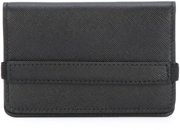 Common Projects Common Projects logo cardholder wallet