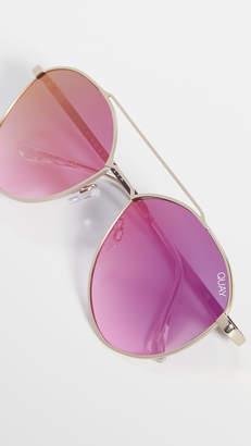 Quay Dragonfly Sunglasses