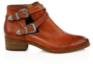 Frye Ray Studded Leather Booties