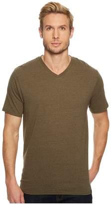 Threads 4 Thought Baseline Tri-Blend V-Neck Tee Men's T Shirt