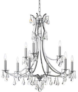 Swarovski Cedar 9-Light Chandelier