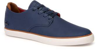 Lacoste Mens Esparre Leather and Suede Trainers