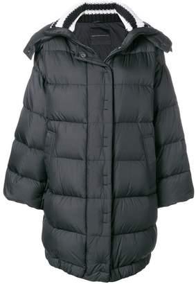 Ermanno Scervino oversized padded coat
