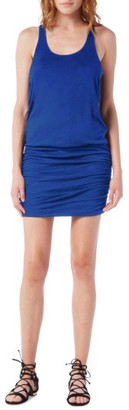Women's Michael Stars Racerback Tank Dress $88 thestylecure.com