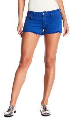 Siwy Denim Camilla Fray Hem Shorts