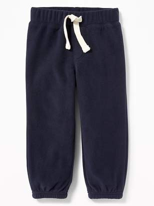 Old Navy Micro Performance Fleece Joggers for Toddler Boys