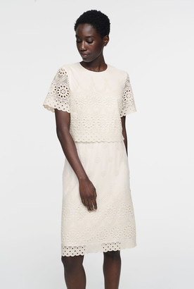 Curatd. X Lts CURATD. x LTS Lace Overlay Dress