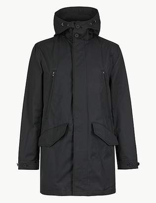 "Marks and Spencer Cotton Rich Parka with Stormwearâ""¢"