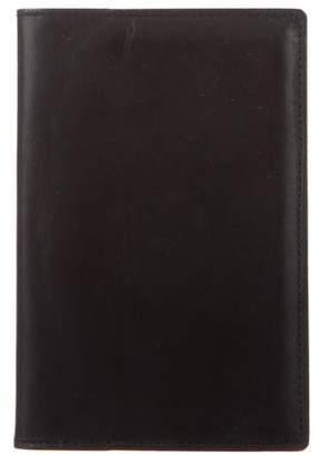 Bill Amberg Leather Passport Cover