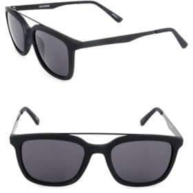 Dockers Raised Bar 50 mm Wayfarer Sunglasses