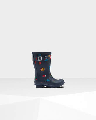 Hunter Little Kids Ladybug Rain Boots