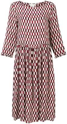 Max Mara 'S loose flared dress