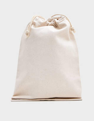 Aplat Large Organic Cotton Pouch