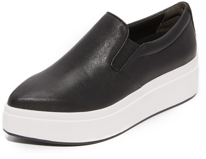 DKNY DKNY Trey Platform Slip On Sneakers