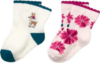 Gymboree Fawn & Bloom Socks