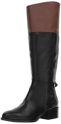 Tommy Hilfiger Women's MANI Equestrian Boot