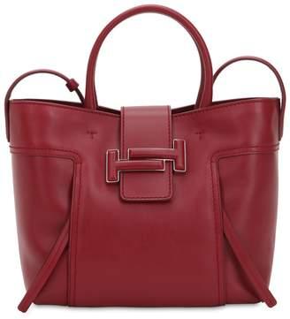 Tod's Medium Dot Double T Leather Bag