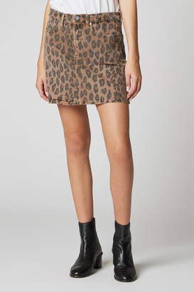 Blank NYC Blanknyc Catwalk Denim Skirt