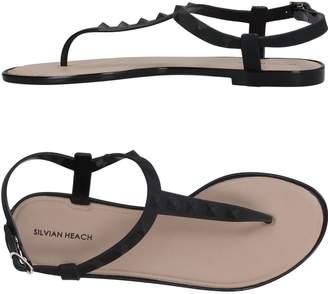 Silvian Heach Toe strap sandals