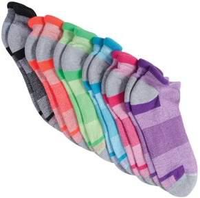 Hanes Womens Cool Comfort Sport Heel Shield Socks, 6 Pair
