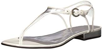 Bernardo Women's Parker Triangle T-Strap Sandal