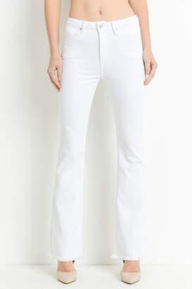 Just USA Frayed Hem Jeans