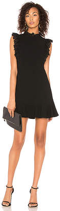 Rebecca Taylor Lace Sleeveless Dress