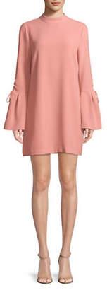 WAYF Martina Bell-Sleeve Shift Dress