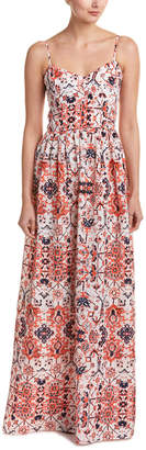 Parker Smocked Back Maxi Dress