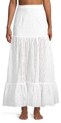 Paper London Marianne Broderie Skirt