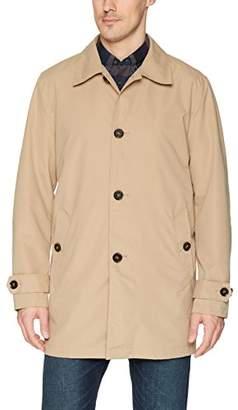 Cole Haan Men's Classic Stand Collar rain Jacket