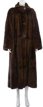 Giuliana Teso Mink Fur Coat