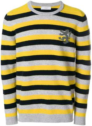 Pringle multi stripe sweater