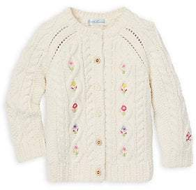 1313df7a5ad3 Ralph Lauren White Girls  Sweaters - ShopStyle