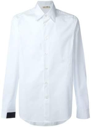 Marni patch pocket shirt