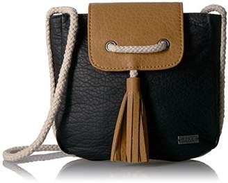 Roxy Trending Traveler Cross Body Handbag
