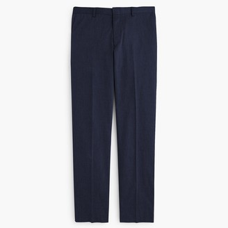 J.Crew Ludlow Classic-fit stretch-cotton suit pant in light grey