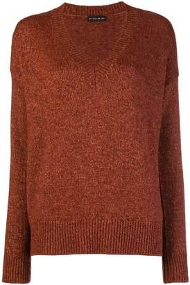 Neck Sweater At · Farfetch Lurex Etro V FqXFfY