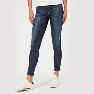 GUESS Women's Denim Curve X Jeans