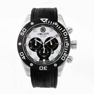 Billete Japanメンズステンレススチールスポーツクロノグラフ腕時計 – bl1004-sbwb