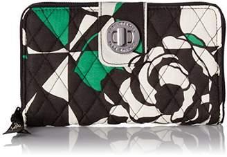 Vera Bradley Women's Turnlock Wallet