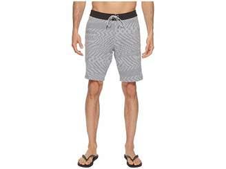 VISSLA Sofa Surfer Fleece Shorts Woodside 18.5 Men's Shorts