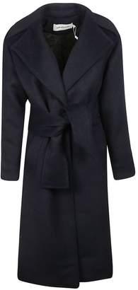 Self-Portrait Belted Coat
