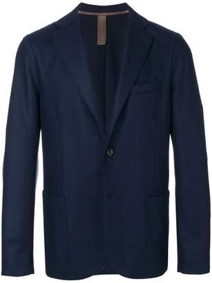 Eleventy classic button front blazer
