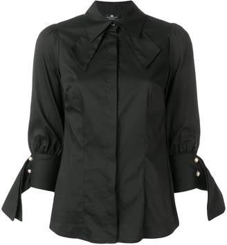 Elisabetta Franchi 3/4 sleeve shirt